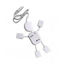 Lovely Small People USB HUB USB 2.0 Portable USB Hubs (4 Port USB Hubs)