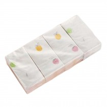 8 Bags Wedding Facial Tissue Cute Print Mini Tissue Wedding Party Favors Supplies, Random Pattern