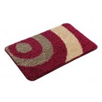 Bedroom Carpet Kitchen Bathroom Non-slip Cotton Door Mat (40x60cm, Rainbow)