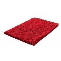 Bedroom Carpet Kitchen Bathroom Non-slip Cotton Door Mat (40x60cm, Red)