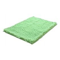 Bedroom Carpet Kitchen Bathroom Non-slip Cotton Door Mat (40x60cm, Green)