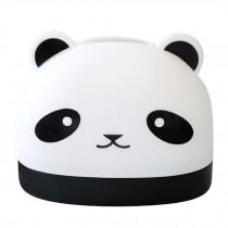 Lovely Panda Cartoon Tissue Paper Holder Desktop Napkin Tissue Storage Box