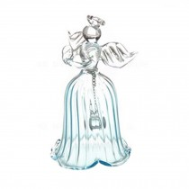 Blue Great Gift Creative Decoration Angel Wind Bell Garden Chime Home Decoration