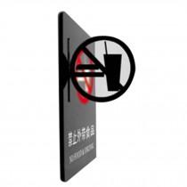 [K] Doorplate Decorative Sign Office Signpost Department Signage Creative Sign