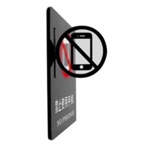 [NO PHONE] Acrylic Signpost Department Creative Sign Doorplate Warning Sign