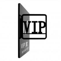 [ROOM VIP] Acrylic Signpost Department Creative Sign Doorplate Warning Sign