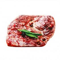 Simulated Food Pillow Sleeping Pillow Birthday Gift Creative Cushion [Steak]