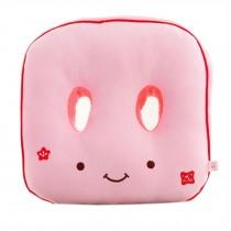 Cute Cartoon Chair Pad Thicker Buttock Protectors Cushion, Pink Tofu