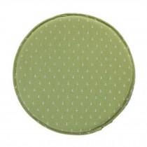 Chair Pad Round Cushion Tatami Mat Chair Cushion Household Cushion with Bandage