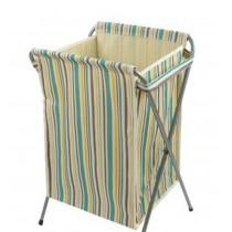 Household Essentials Foldable Laundry Basket (66*40 *35cm) MOTLEY
