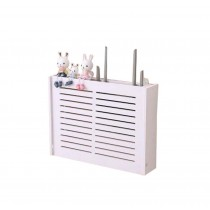 Practical WiFi Router Storage Boxes, Simple, inner 45.5x34cm/17.9x13.3inch