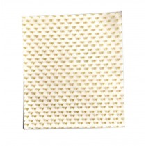 Set of 50 Golden Love Pattern Wax Paper Greaseproof Baking Paper