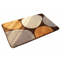 "Lovely Non-Slip Doormat Absorbent Bedroom Decor Stone Rug,15.5*23.5"""