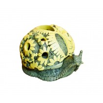 Creative Gifts Resin Ashtrays Portable Ashtray Snail Ashtrays