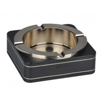 Stainless Steel Creative European Style Ashtrays High Quality Ashtray SILVER