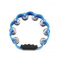 Handbell Musical Instruments/Kids Toy Double Bells, Blue