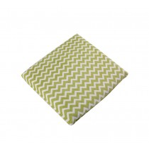 Ventilate Memory Foam & Bamboo Charcoal Cushion Of The Office/Car(Green)