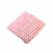 Ventilate Memory Foam & Bamboo Charcoal Cushion Of The Office/Car(Pink)