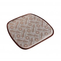 Set Of 2 Cany Bamboo Cushion Of The Office/Car Suitable For Summer