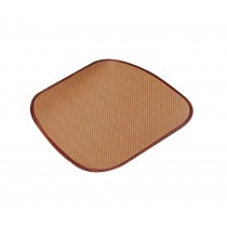 Set Of 2 Suitable For Summer Cool Cany Bamboo Cushion Of The Office/Car/School