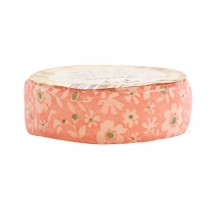 Set of 5 Fashion and Sweet Style Office Tapes Satin Material 5x1.5 cm