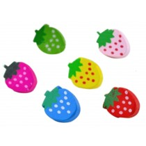 Strawberry Design Pushpins Drawing Pin 50 Pcs for shcool or office