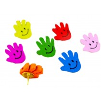 Smiling Face Pushpins Drawing Pin 40 Pcs for shcool or office