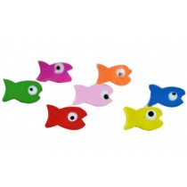 Fish Pushpins Drawing Pin 40 Pcs for shcool or office