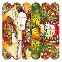 6 Pcs Journey to the West Pattern Story Magnet Bookmark Chinese Style
