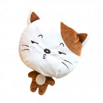 Cute Cartoon USB Heated Mouse Pad With Wristguard Hand Warmer For Winter, Cat