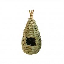 Birds Cages & Accessories--Handmade Straw Nest Bird's Nest,Mini Size
