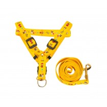Yellow,Pet Leash/Pet Products Strong Durable And Hard-wearing,Medium Size