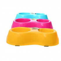 Pet Supplies--Dual-use Automatic Drinker For Pet,Random Colors(BLUE/RED/YELLOW)