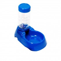Pet Supplies--Automatic Drinker For Pet,Dog Water Bottle,BLUE
