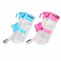 High Quality Animal Drinking Device ,No Drip Dog Water Bottle,400ML,Random Color