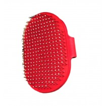 Plastic Massage Brush Shower Brush Washing Brush for Dogs, Cats