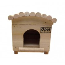 Nice Small Pet Hamster Wooden House/Bedroom Accessories