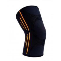 Sports Kneepad Running Anti-wear Knee Brace Climbing Knee Brace, Yellow