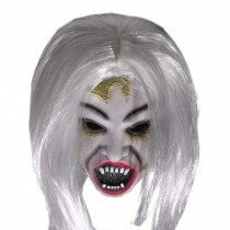 Scary Masks Costume Party Cosplay Ghost Mask Halloween Terrorist Masks Latex