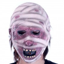 Ghost Mask Cosplay Halloween Terrorist Masks Latex Scary Masks Costume Party