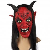 Latex Scary Masks Ghost Mask Costume Party Halloween Terrorist Masks Cosplay