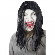 Scary Masks Ghost Mask Cosplay Halloween Terrorist Masks Latex Costume Party