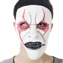 Ghost Mask Costume Party Scary Masks Cosplay Halloween Terrorist Masks Latex