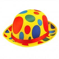 Party Costume Carnival Cap Halloween Hat Clown Hat Clown Cap Clown Top Hat