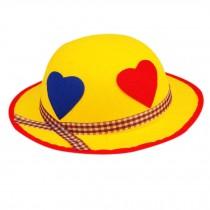 Party Costume Carnival Cap Clown Hat Clown Cap Clown Top Hat Halloween Hat