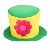 Halloween Hat Clown Hat Clown Cap Party Costume Carnival Cap Clown Top Hat