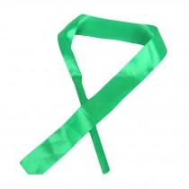 4 Pcs Dancing Props Dance Ribbon Kids Dance Streamers Gymnastics Ribbon - Green