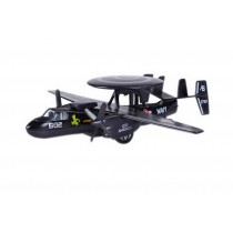Eagle Eye E-2C Early Warning Airplane Model Diecast Plane Toy for Kids